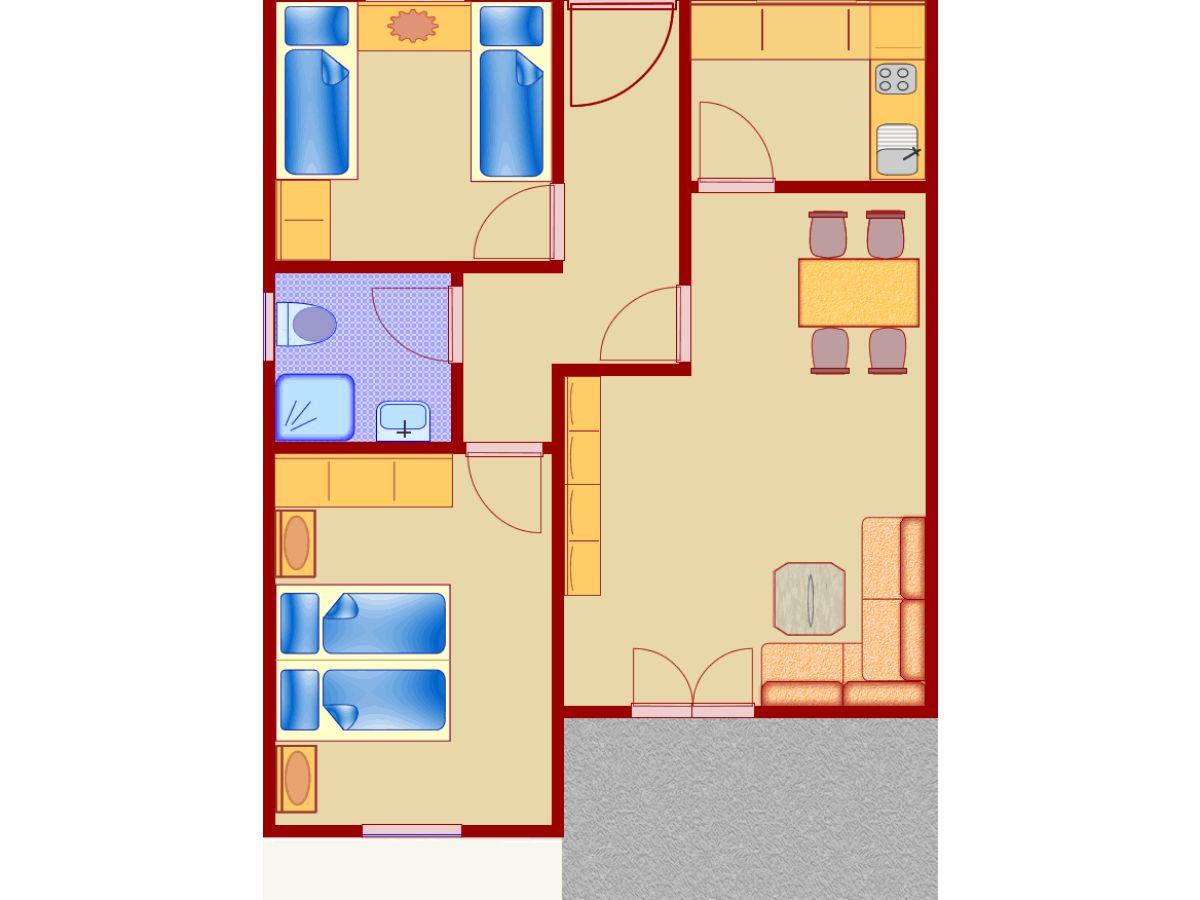 ferienhaus 135 randlage mit gartenblick lechbruck am see firma urlaub und ferienhaus frau. Black Bedroom Furniture Sets. Home Design Ideas