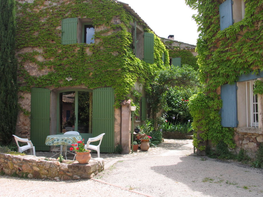 Ferienhaus in sehr ruhiger Lage im Luberon