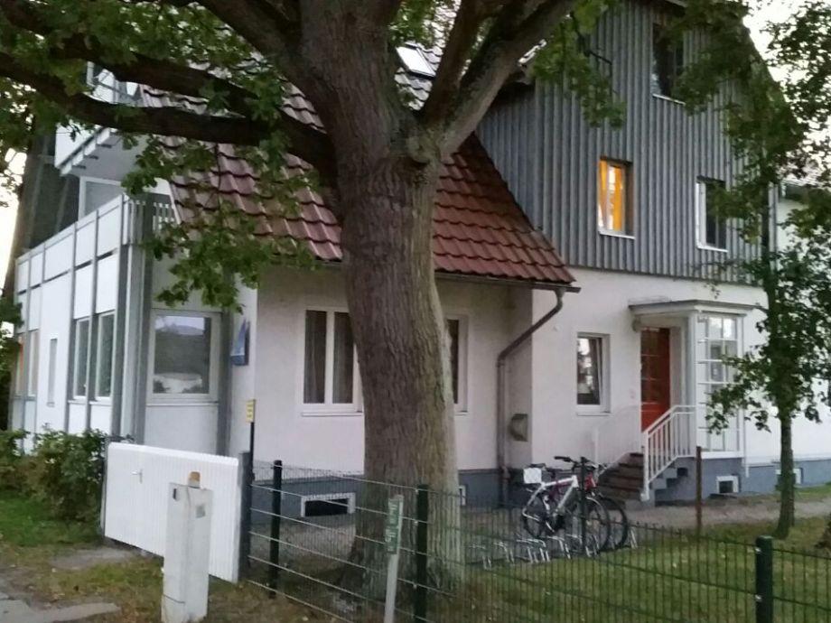 Außenansicht Ferienwohnung Ostseetraum