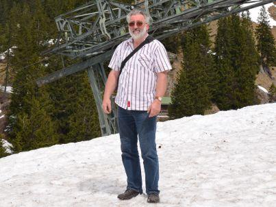 Ihr Gastgeber Manfred Ludwig