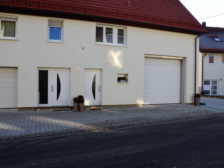 Ferienhaus und Wohnungen Ludwig im Biosphärengebiet