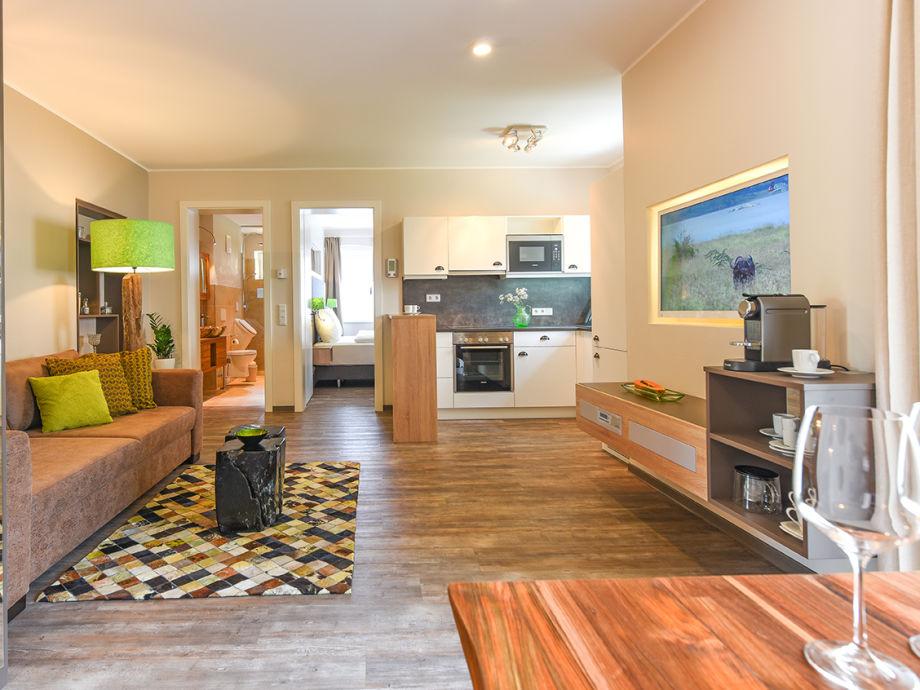 Modern eingerichtetes Luxus-Apartment Mirabell