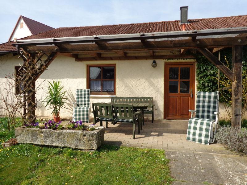 Ferienhaus Igelsbachsee