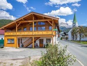 Ferienwohnung Hochfilzen Schwarzenauer