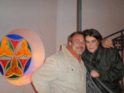 Ihr Gastgeber  Katja Spleth und Robert Schaftner
