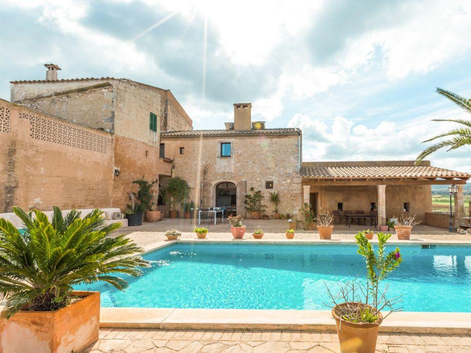 Villa Son Cifre mit Pool