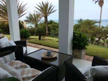 Ferienhaus direkt am Meer mit Wifi