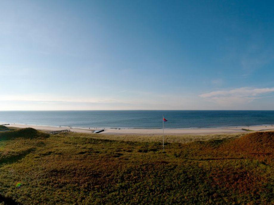 Wennigstedter Strand vor Ihrem Domizil
