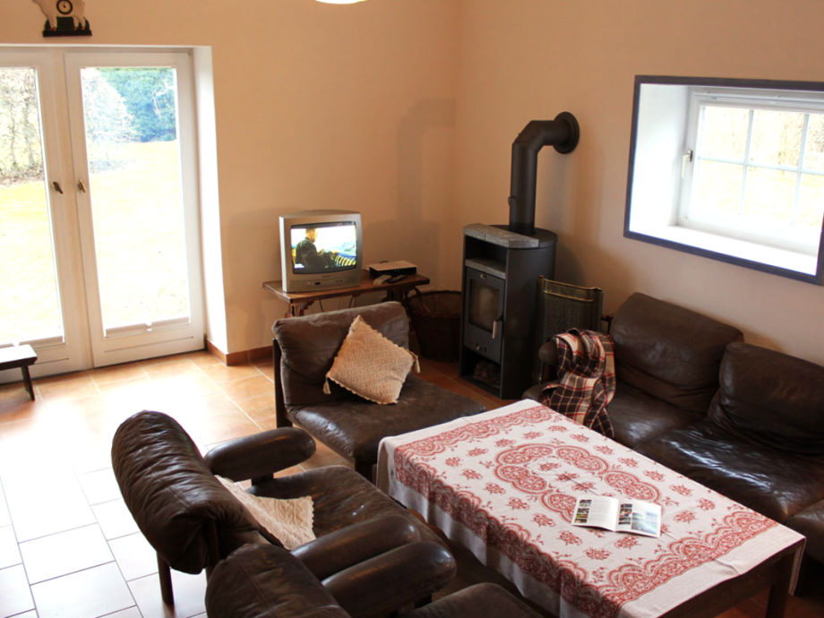Sitzbereich im hellen Wohnzimmer Jaguar