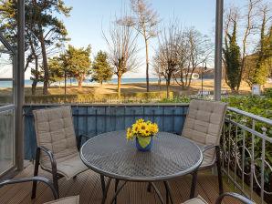 Ferienwohnung Ostseeblick in der Villa Stranddistel