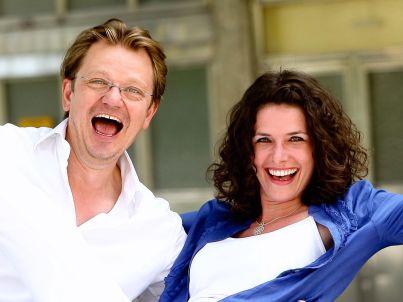 Ihr Gastgeber Seifried Ralph und Isabella