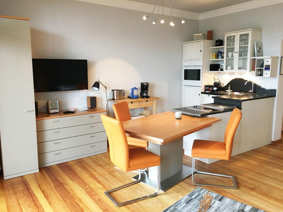 ferienwohnung meerm dchen in der villa stranddistel. Black Bedroom Furniture Sets. Home Design Ideas
