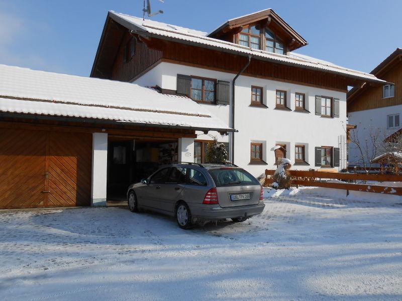 Ferienwohnung Alpspitze im Haus Nigg