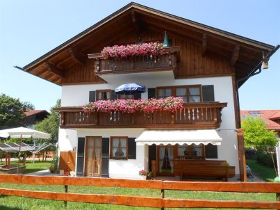 Alpspitze im Haus Nigg