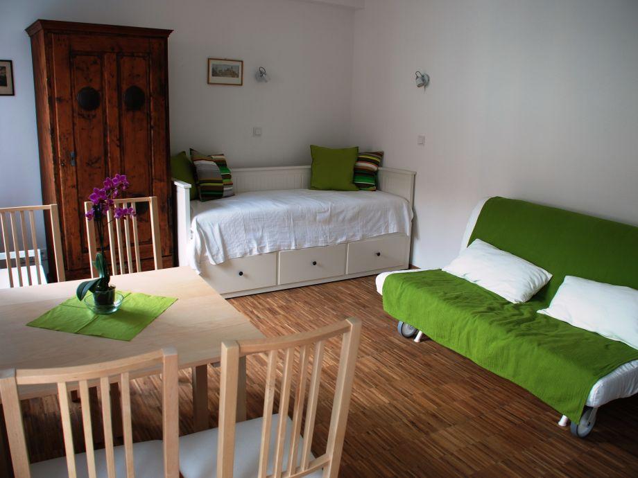 Apartment neu zentral in der altstadt n rnberg for Bett ausziehbar doppelbett