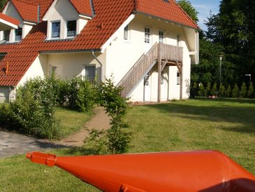 Ferienhof Gutshaus Gramkow Ferienwohnung Typ 2