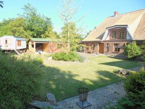 """Ferienhaus """"Ostseeoase"""" im Flensburger Fördeland an der Ostsee"""