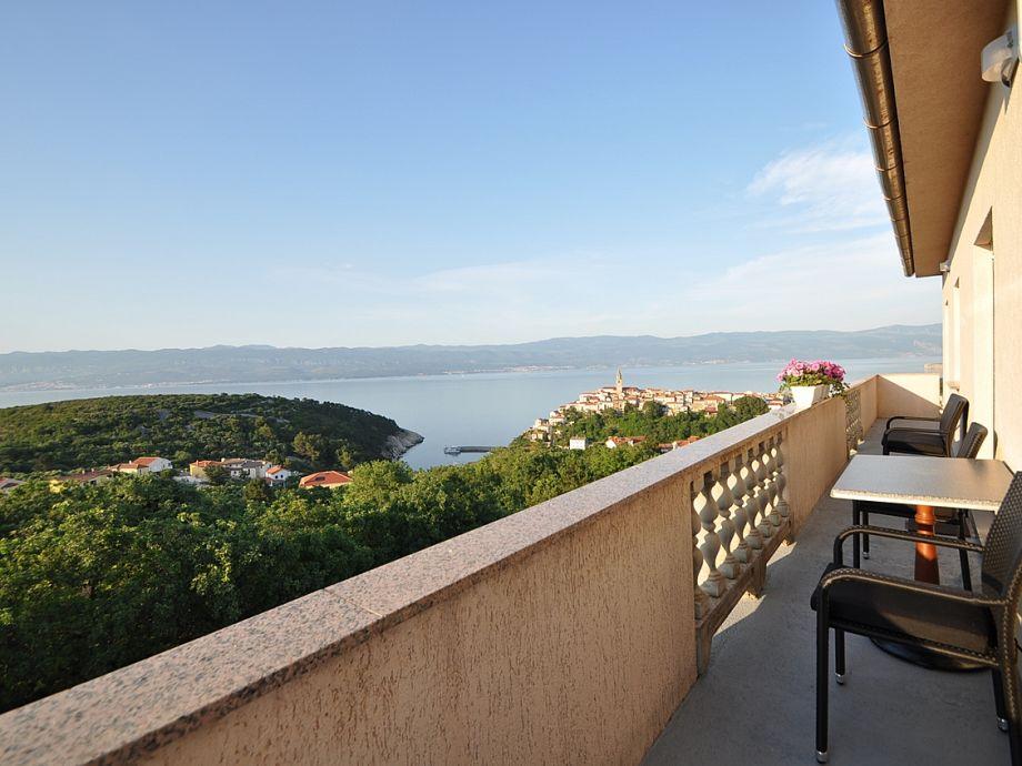 Terrasse mit super Meerblick