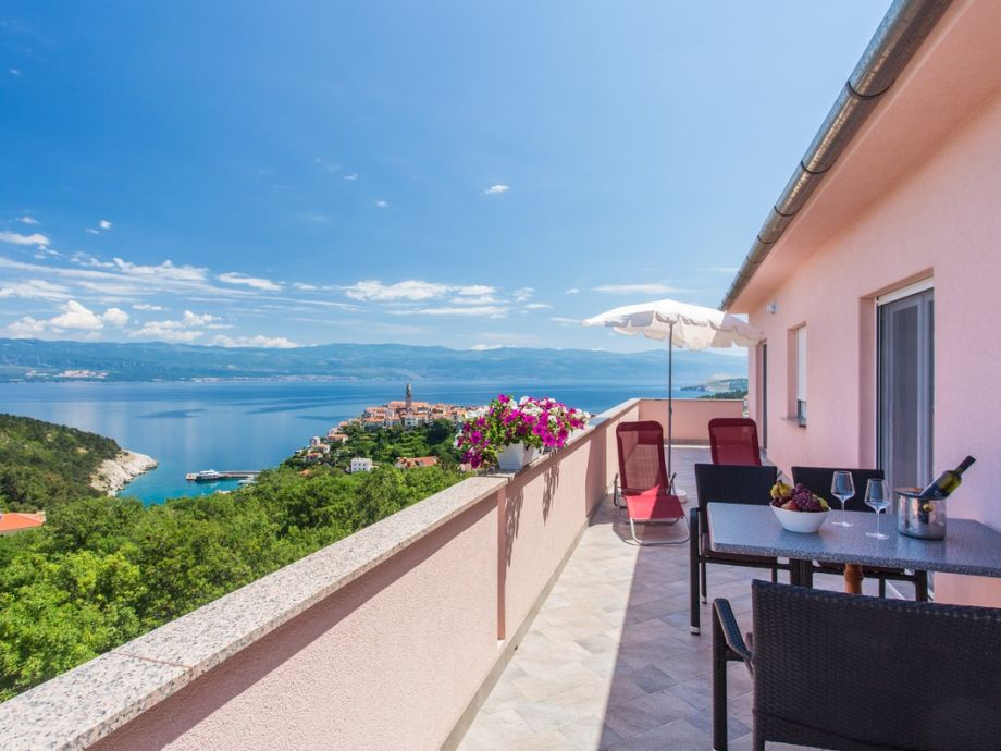 Ferienwohnung Ane 2 in Vrbnik auf der Insel Krk