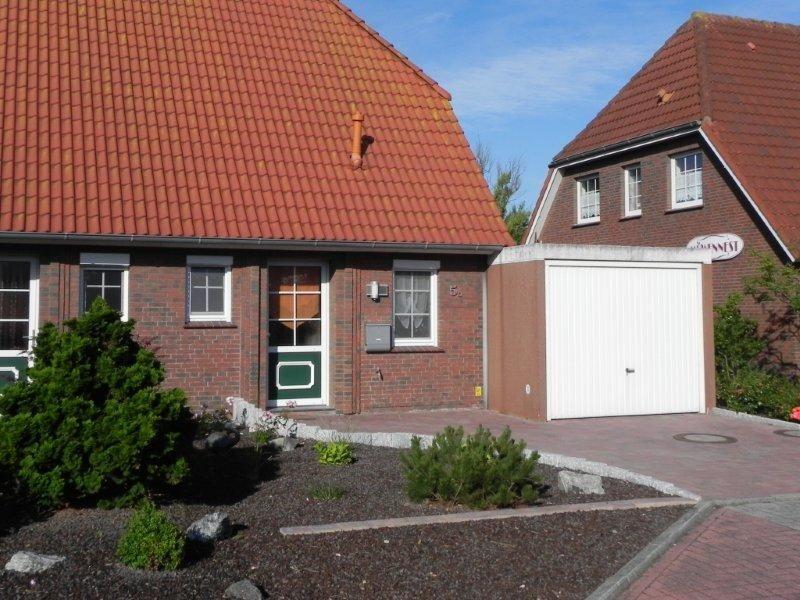 Ferienhaus Friesenlandhaus Stille