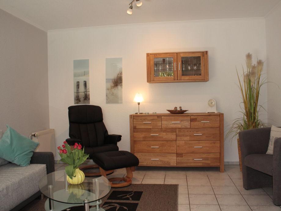 Modernes gemütliches Wohnzimmer