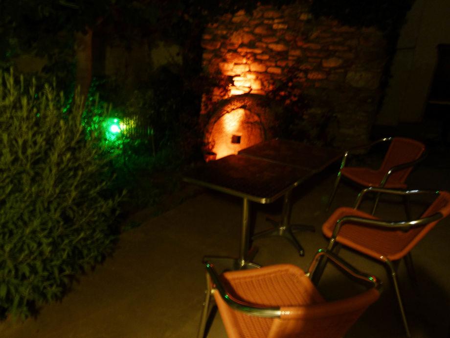 Casa Rosa Romantischer Garten