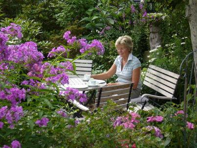 Ihr Gastgeber Helga Storch
