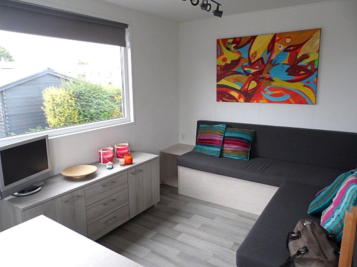 Chalet renesse vz466 zeeland renesse firma vakantie - Eingerichtete wohnzimmer ...