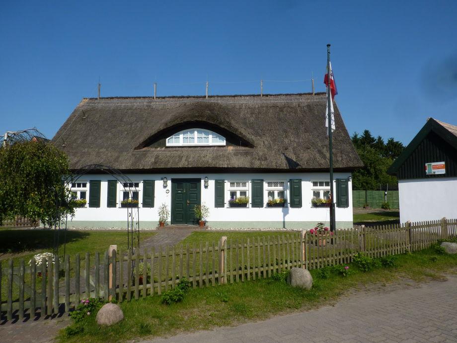 the Vogelhus in summer
