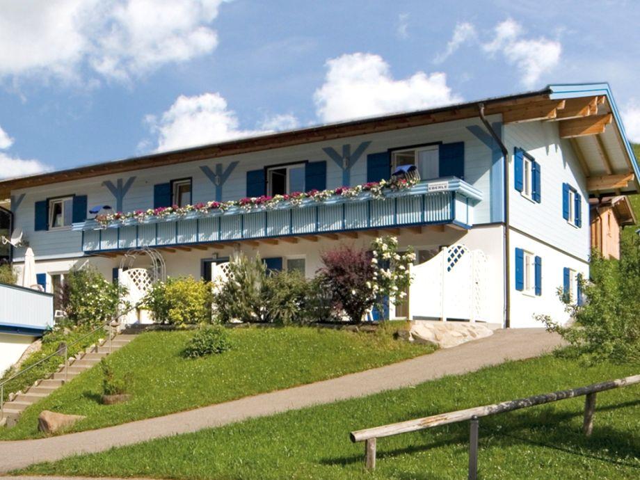 Landhaus Eberle im Sommer