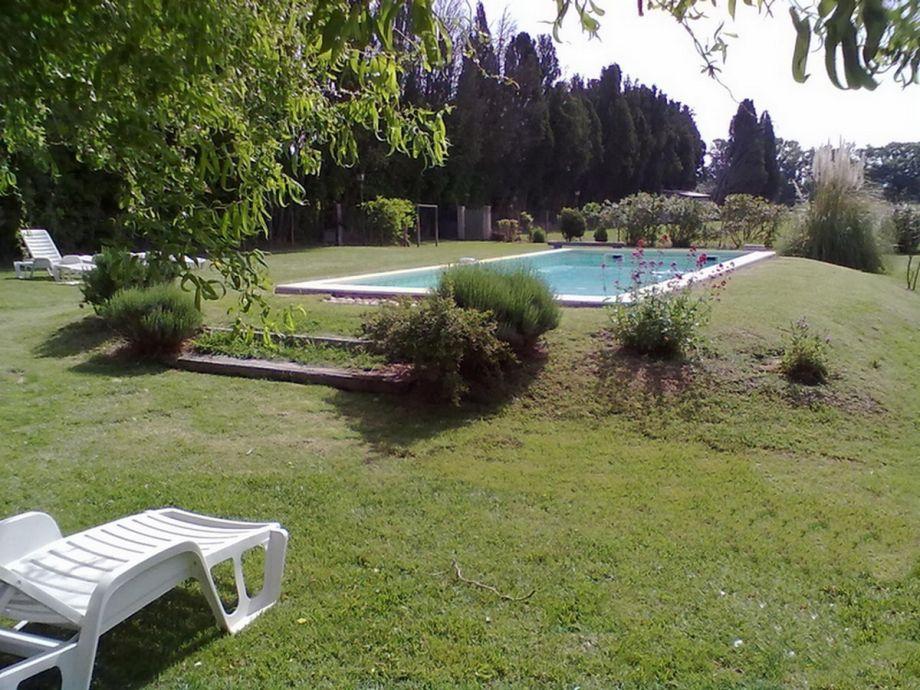 Ferienhaus mit privatem Pool nahe Saint-Rémy