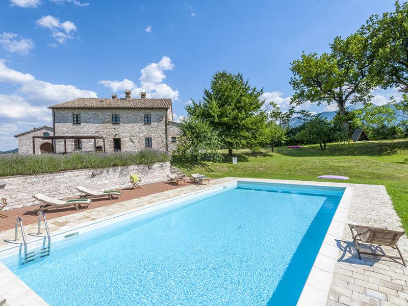 Ferienhaus Villa Checello