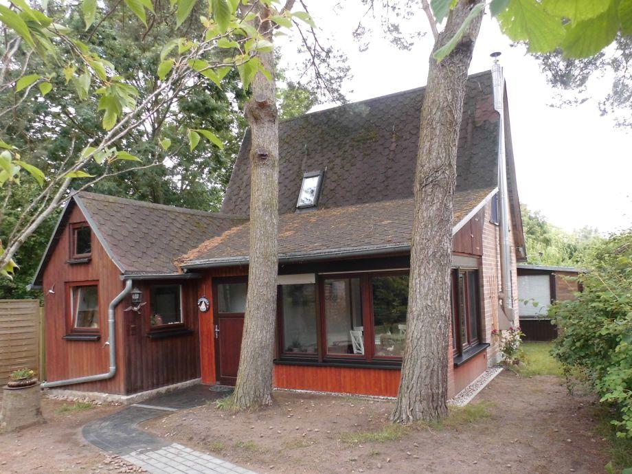 Unser Traum-Schwedenhaus in Komplettansicht