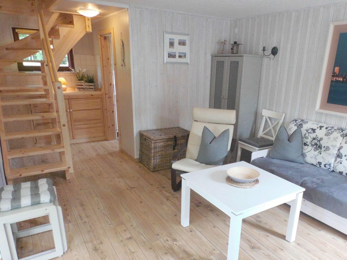 Ferienhaus schwedenhaus auf r gen insel r gen insel - Doppelstockbett mit treppe ...