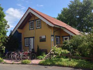 Ferienhaus Finnisches Vollholzhaus auf Rügen