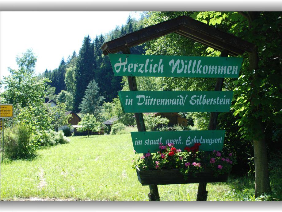 Herzlich Willkommem im Frankenwald!