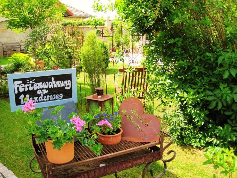 Willkommen im Gästegarten!
