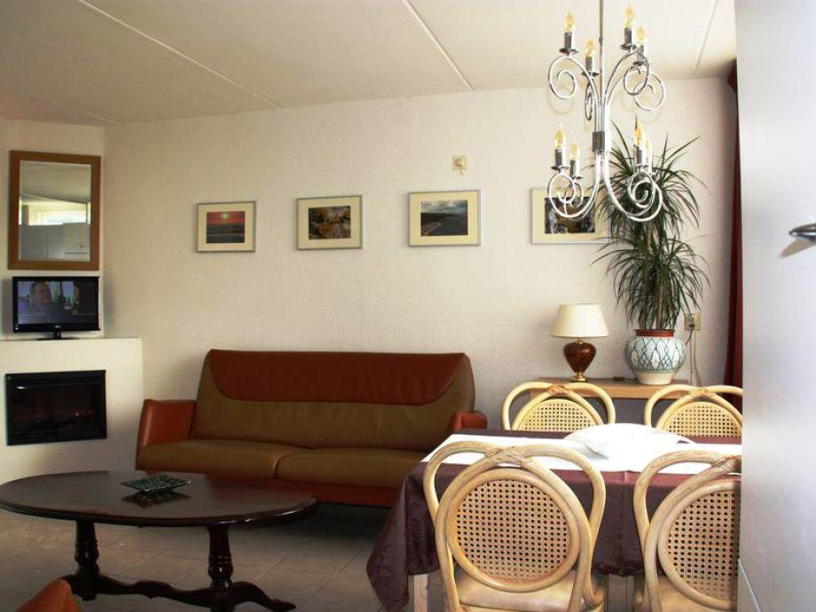 Ferienwohnung villamina 2 nord holland egmond aan zee for Eingerichtete wohnzimmer