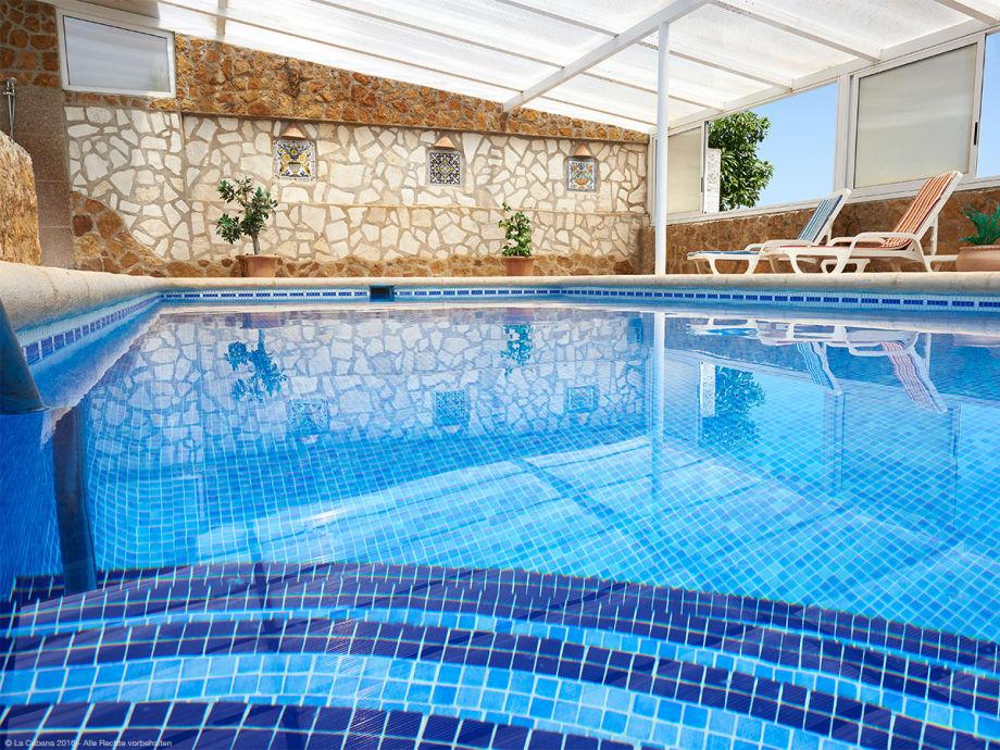 28° an 365-Tagen, der Ganz-Jahres-Swimmingpool.