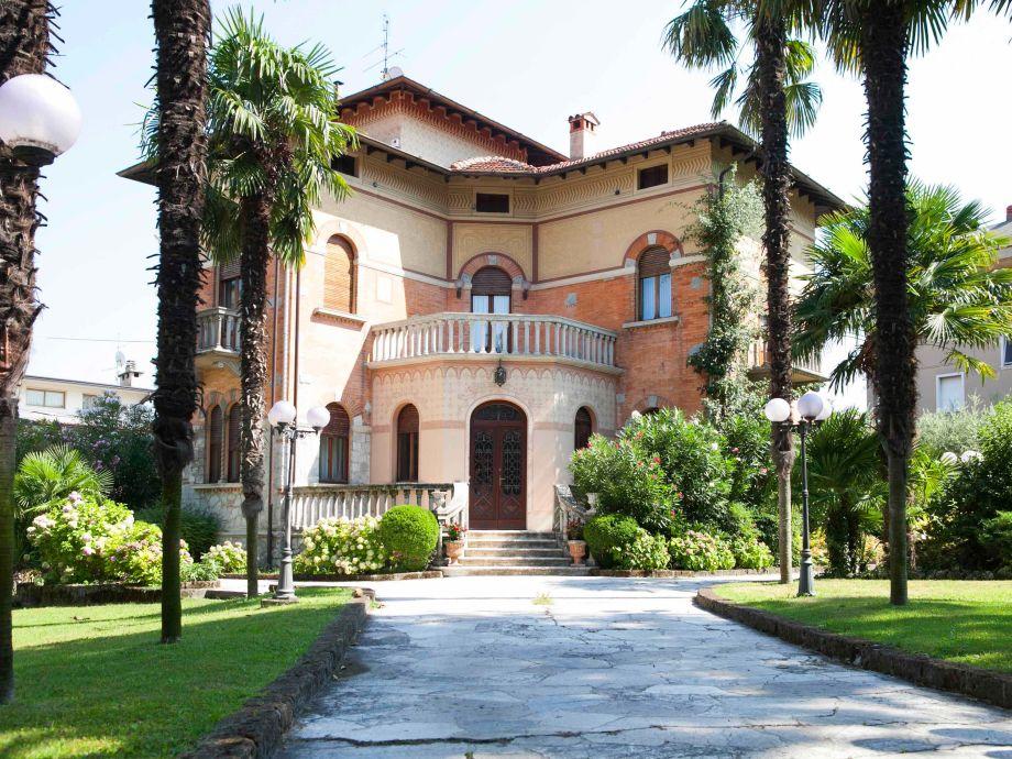 Villa Barbara Eingang