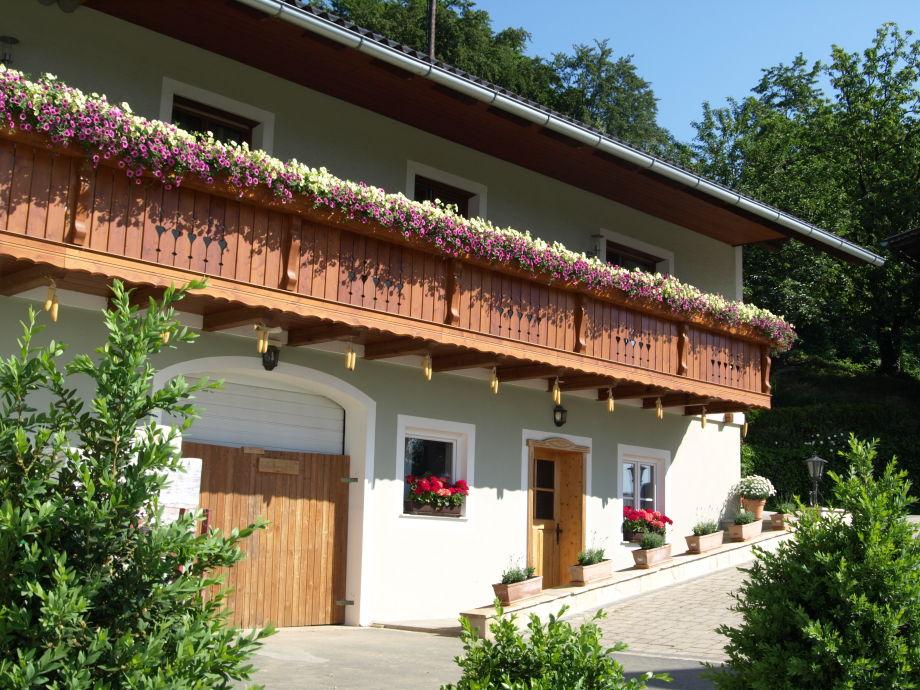 Außenaufnahme Schwalbennest - Bauernhof Schwalbenhof