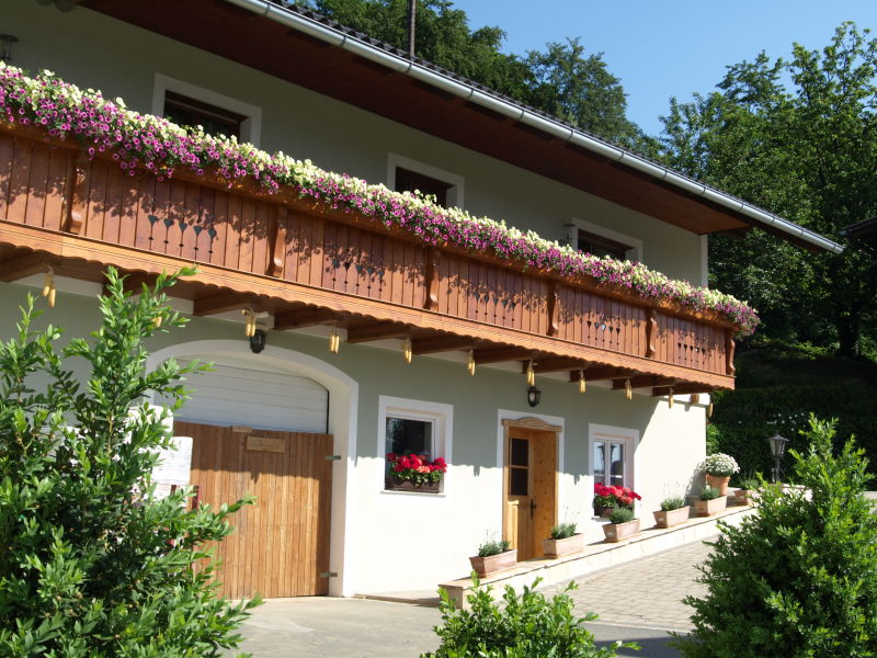 Ferienwohnung Schwalbennest - Bauernhof Schwalbenhof