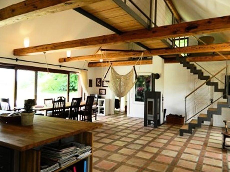 Landhaus s derrade dithmarschen firma 1947 frau for Kaminofen landhaus