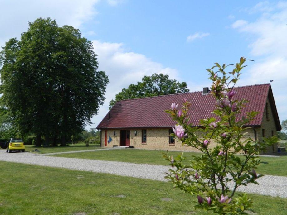 Landhaus Süderrade mit Sauna, Kamin, toller Garten
