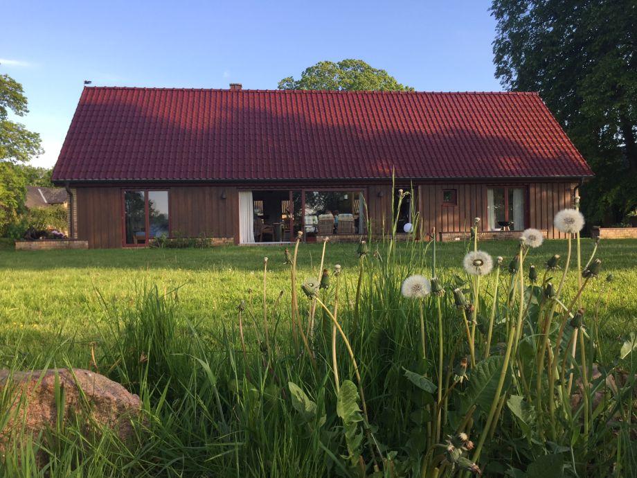 Landhaus Süderrade mit Sauna und Kamin