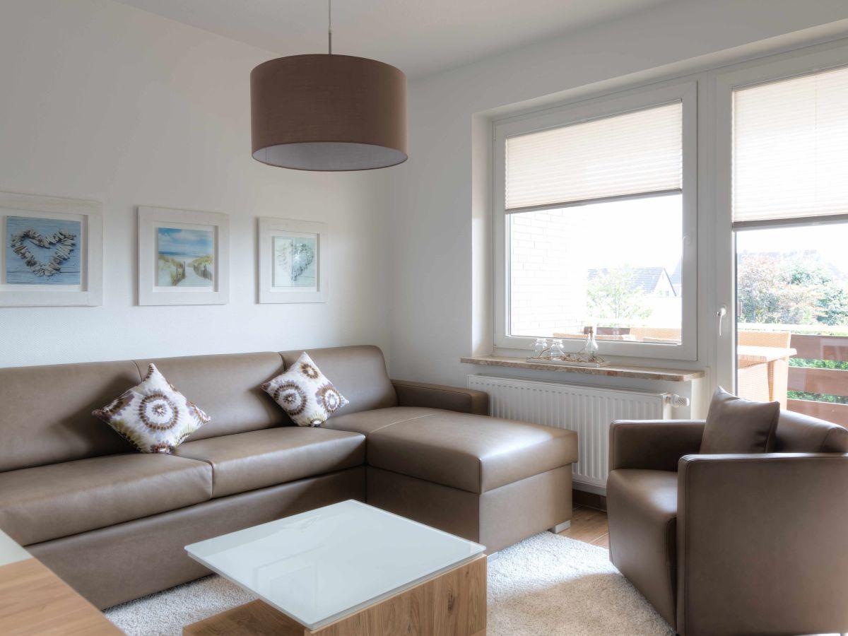 Ferienwohnung christiansen 6 cuxhaven firma for Sitzecke wohnzimmer