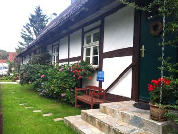 Ferienwohnung in Ulrichshusen