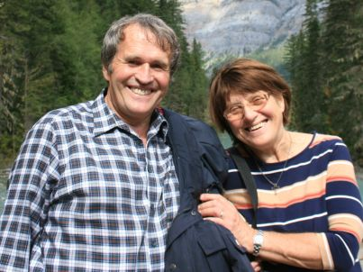 Ihr Gastgeber Franz und Marianne Galster