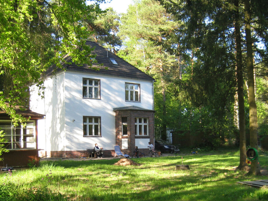Villa am See in Biesenthal