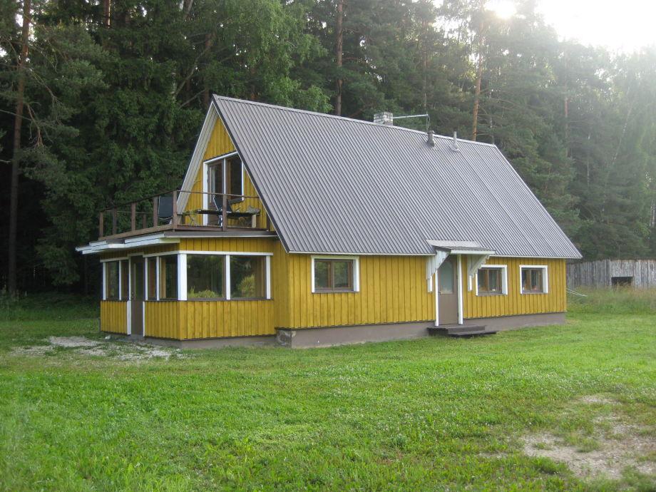 Das Ferienhaus am Wald
